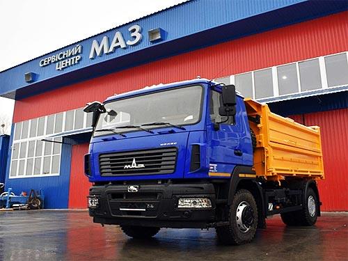 МАЗ ищет сервисных партнеров по обслуживанию автотехники в Украине