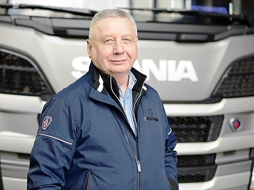 Как работает дилерская сеть Scania в Украине. Опыт «Харьков-Скан»