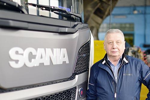 Как работает дилерская сеть Scania в Украине. Опыт «Харьков-Скан» - Scania
