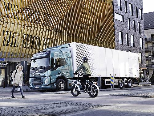 Уже в этом году стартуют продажи полностью электрических крупнотоннажных грузовиков Volvo FH, Volvo FM и Volvo FMX - Volvo