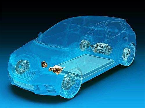ZF представила новейшую тормозную систему для электромобилей - ZF