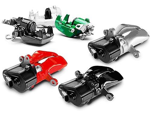 В ассортименте ZF появился ремкомплект электрического стояночного тормоза - ZF