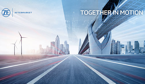ZF Aftermarket лидирует на рынке послепродажного обслуживания нового поколения