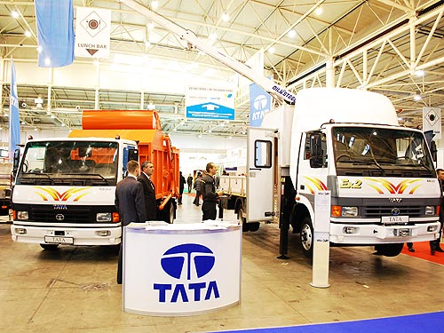 TATA стала лидером в классе коммерческих автомобилей 3,6-8 т - TATA