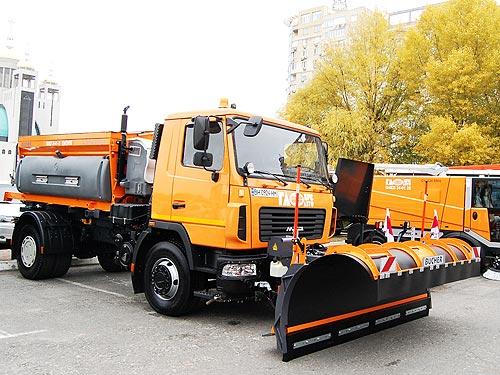 Украинский рынок грузовиков полностью восстановился и превысил докризисные показатели - грузовик