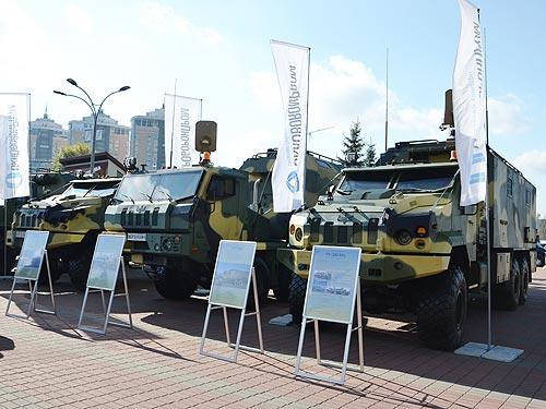 Главные новинки техники на выставке «Оружие и безопасность» в Киеве