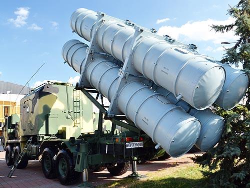 """В следующем году Украина получит на вооружение дивизион противокорабельных ракетных комплексов """"Нептун"""""""