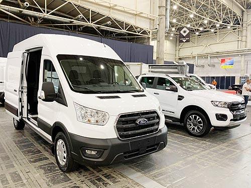 Какие автомобили для бизнеса показали на выставке ComAutoTrans 2020 - бизнес