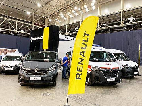 Стали известны первые участники выставки коммерческого автотранспорта ComAutoTrans, которая пройдет 26-28 мая - ComAutoTrans
