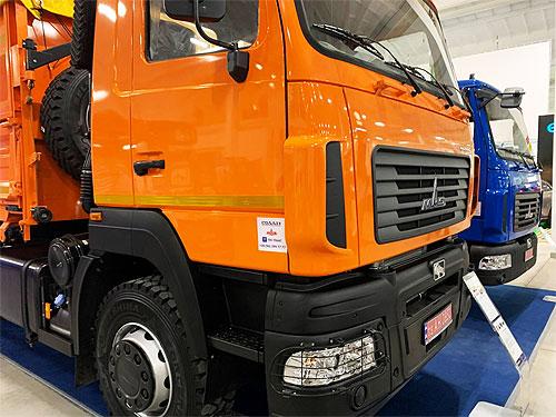 Будет ли дефицит грузовиков МАЗ в Украине