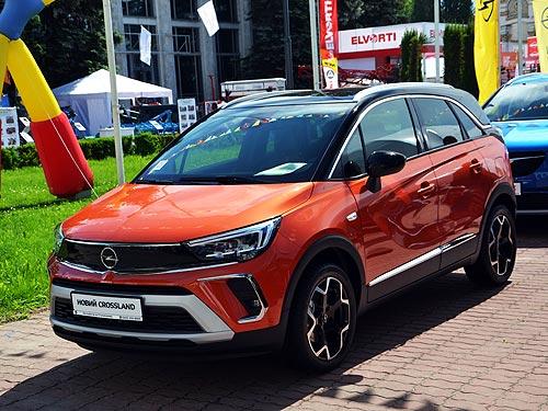 Какие автоновинки приедут в Украину уже нынешним летом - новинки