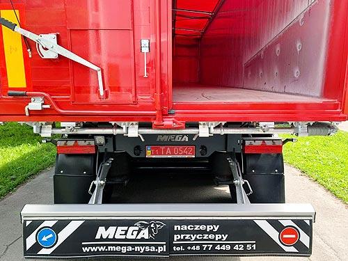 MAN и MEGA представили в Украине оптимальное транспортное решение для аграрного рынка - MEGA