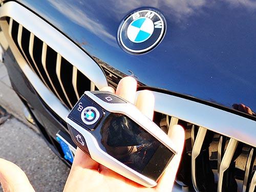 Дыши полной грудью. Тест-драйв BMW X5 - BMW