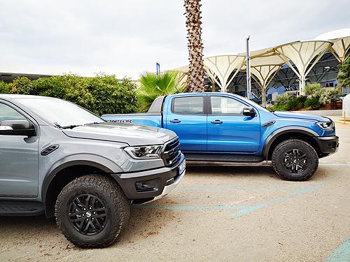 Тест-драйв Ford Ranger Raptor: БТР на каждый день - Ford