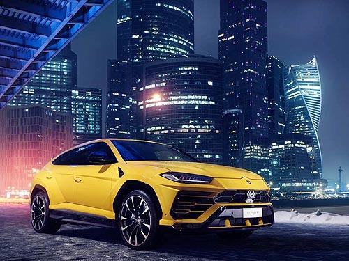 Lamborghini выпустила 10 000-ый Urus - Lamborghini