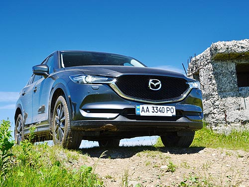 Mazda CX-5 лишится дизельной версии - Mazda
