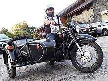 Тест-драйв мотоцикла КМЗ Днепр-16. Был ли шанс выжить у Киевского мотозавода? - Днепр