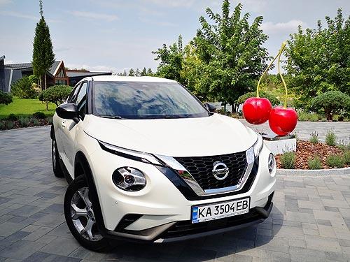Сэр или приятель? Первое знакомство с новым Nissan Juke