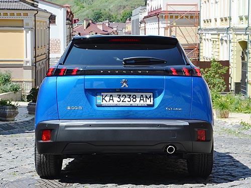 Атакуем украинские дороги. Тест-драйв Peugeot 2008 - Peugeot
