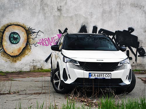 100 км на 2-х литрах бензина. Тест-драйв обновленного Peugeot 3008 Plug-in Hybrid4 - Peugeot