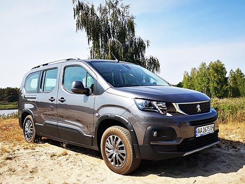 Тест-драйв Peugeot Rifter: Два в одном