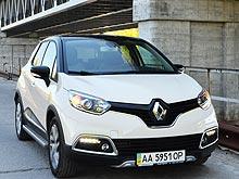 Тест Renault Captur: Европейские ценности на украинских дорогах - Renault