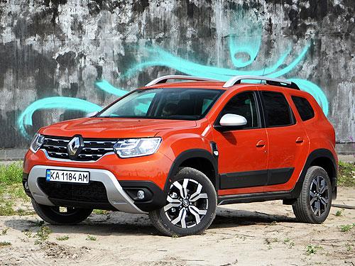 Совсем другой Renault Duster. Тест-драйв