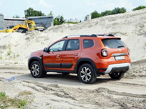 Совсем другой Renault Duster. Тест-драйв - Renault