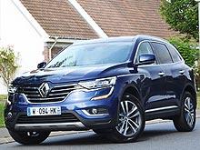 Тест-драйв Renault Koleos New. Дотянуться до премиальности - Renault