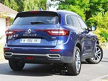 Тест-драйв Renault Koleos New. Дотянуться до премиальности