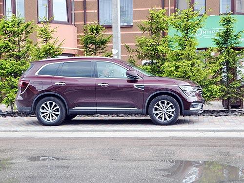 Почему стоит обратить внимание на Renault Koleos. Тест-драйв - Renault