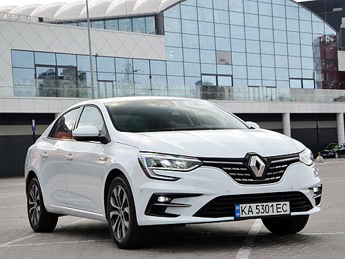 Тест-драйв обновленного Renault Megane. Что изменилось