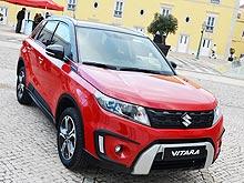 Тест-драйв новой Suzuki Vitara: возвращение к истокам - Suzuki