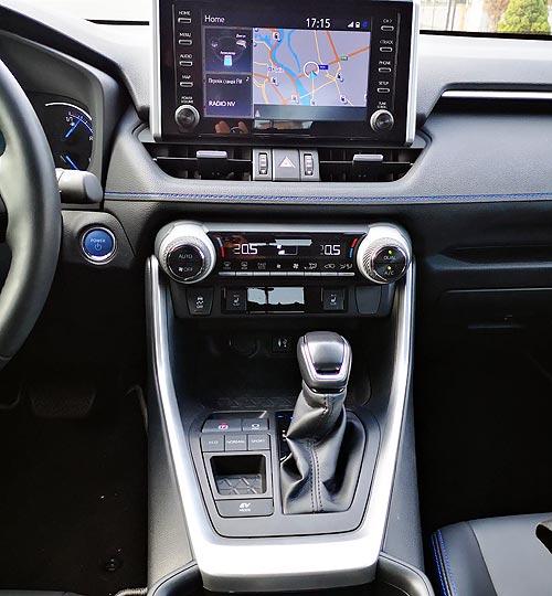 Тест-драйв Toyota RAV4 Hybrid. В чем секрет популярности гибрида RAV4? - Toyota