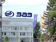 Делегация Mercedes-Benz приезжала на Запорожский автозавод - ЗАЗ