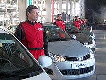 Как делают ЗАЗ Forza. Репортаж с завода